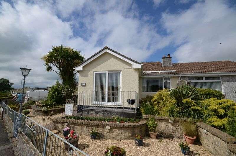4 Bedrooms Semi Detached Bungalow for sale in Broadmead, Callington
