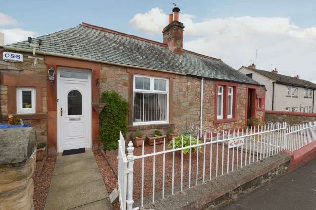 2 Bedrooms Semi Detached Bungalow for sale in Arbuthnot Road, Loanhead, EH20 9RS