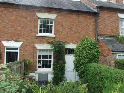 2 Bedrooms Terraced House for sale in Station Terrace, Radcliffe-on-Trent, Nottingham