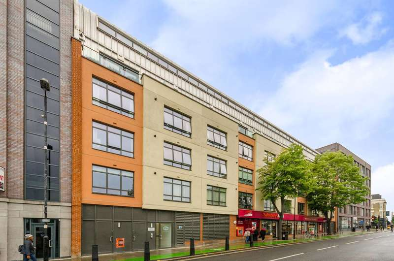 2 Bedrooms Flat for sale in Stroud Green Road, Stroud Green, N4