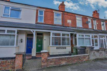 2 Bedrooms Terraced House for sale in Curzon Avenue, Carlton, Nottingham