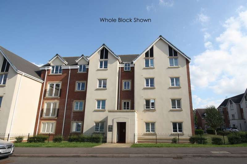 2 Bedrooms Flat for sale in Hamlet Way, Stratford Upon Avon, CV37