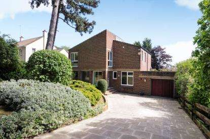 4 Bedrooms Detached House for sale in Downs Hill, Beckenham