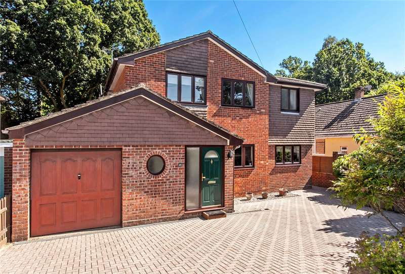 5 Bedrooms Detached House for sale in Brownhill Road, Chandler's Ford, Hampshire, SO53
