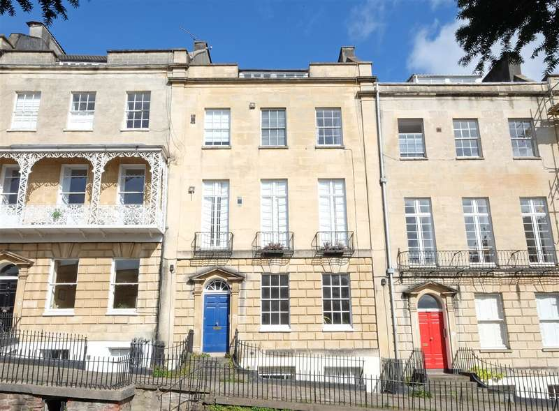 2 Bedrooms Flat for sale in Charlotte Street, Bristol