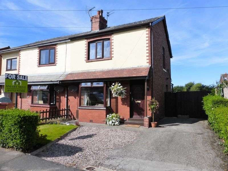 2 Bedrooms Semi Detached House for sale in Moss Lane, Hesketh Bank, Preston