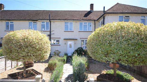 3 Bedrooms Terraced House for sale in Halifax Road, Maidenhead, Berkshire
