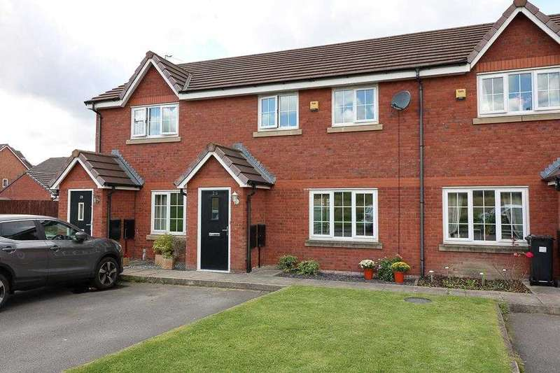 3 Bedrooms Mews House for sale in Shawcroft View, Bolton