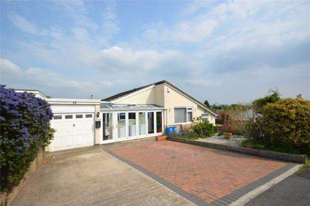 3 Bedrooms Detached Bungalow for sale in River Valley Road, Chudleigh Knighton, Chudleigh, Newton Abbot