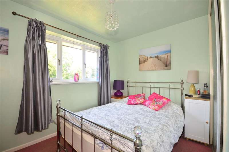 2 Bedrooms Semi Detached Bungalow for sale in Landguard Manor Road, Shanklin, Isle of Wight