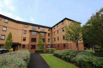 2 Bedrooms Flat for sale in Millstream Court, Paisley