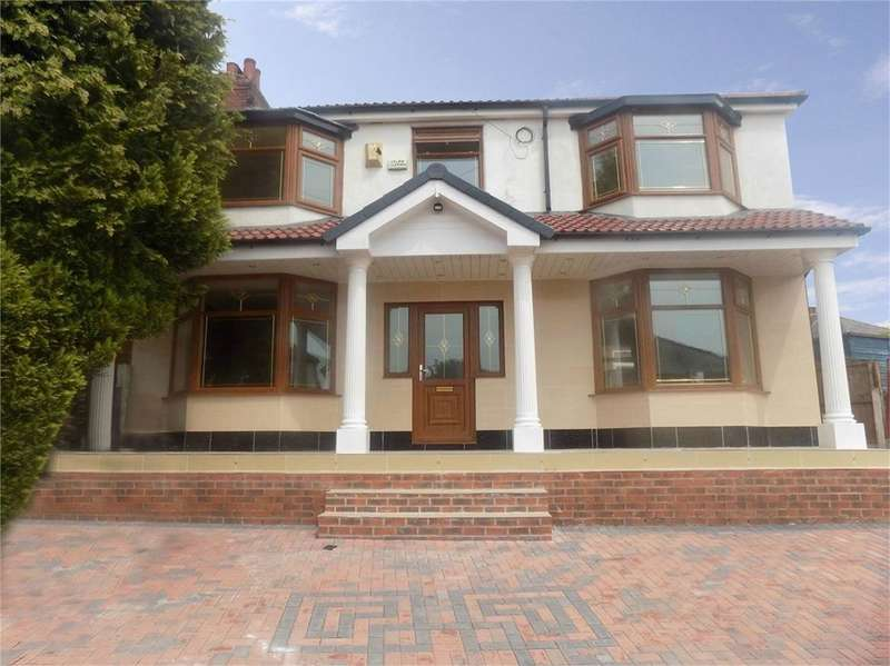 4 Bedrooms Detached House for sale in Willowbank Avenue, The Haulgh, Bolton, Lancashire