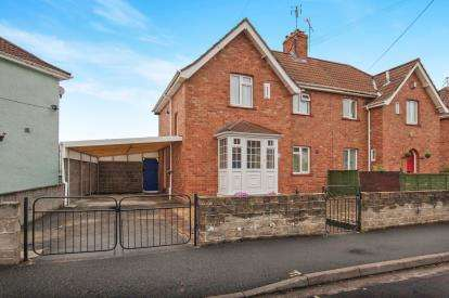 3 Bedrooms Semi Detached House for sale in Lake Road, Bristol, Somerset