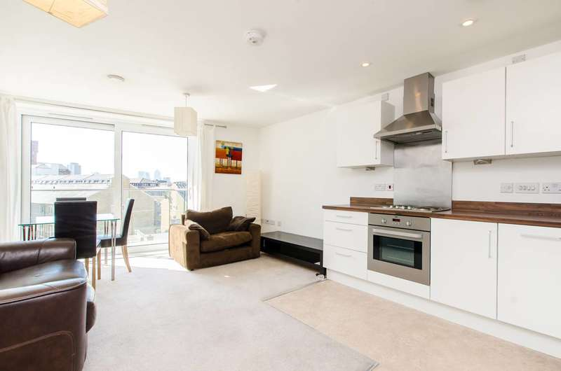 2 Bedrooms Flat for sale in Wick Lane, Bow, E3