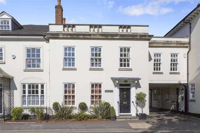 5 Bedrooms Terraced House for sale in Hanger Hill, Weybridge, Surrey, KT13