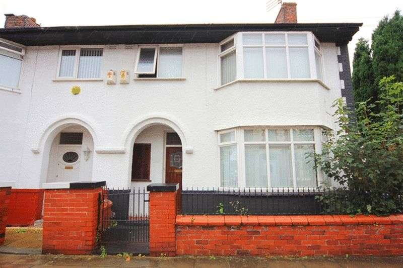 3 Bedrooms Terraced House for sale in Undercliffe Road, Wavertree, Liverpool, L15