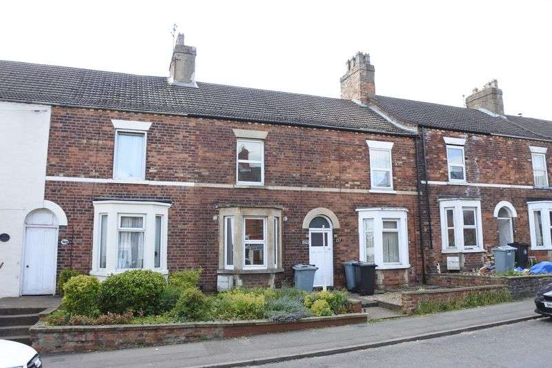 3 Bedrooms Terraced House for sale in Dysart Road, Grantham