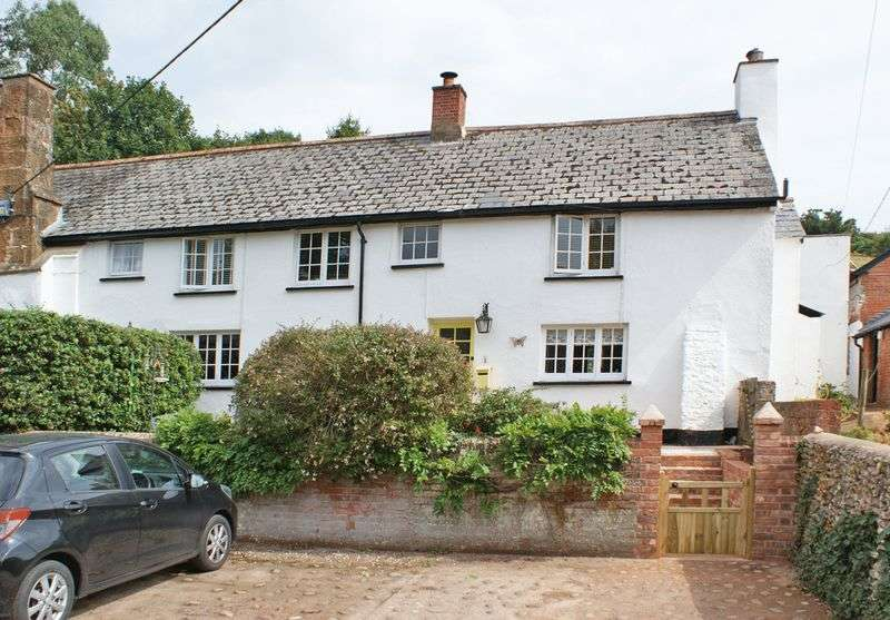 3 Bedrooms Semi Detached House for sale in Dalditch Lane, Knowle, Budleigh Salterton