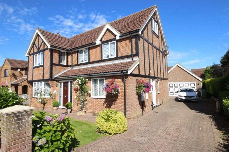 4 Bedrooms Detached House for sale in Newby Farm Road, Scarborough