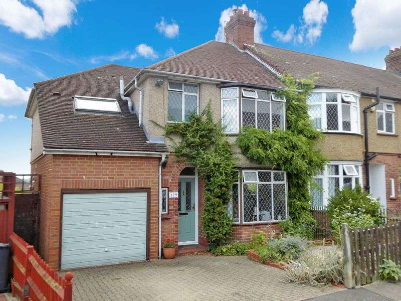 4 Bedrooms Semi Detached House for sale in Harcourt Street, Luton