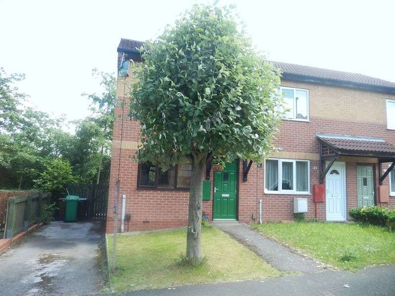 2 Bedrooms Terraced House for sale in Astley Drive, Mapperley
