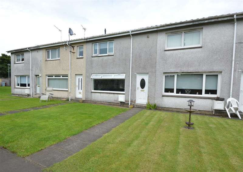 2 Bedrooms Terraced House for sale in Viewmount Crescent, Strathaven