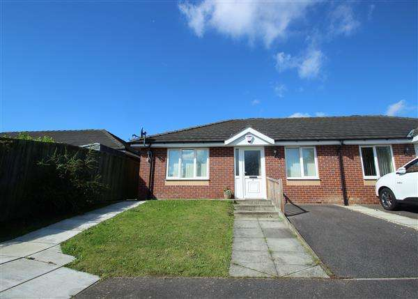 2 Bedrooms Bungalow for sale in Lavender Court, Hemsworth