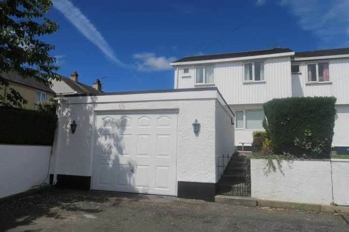 3 Bedrooms Semi Detached House for sale in Mill Lodge, Llandegfan