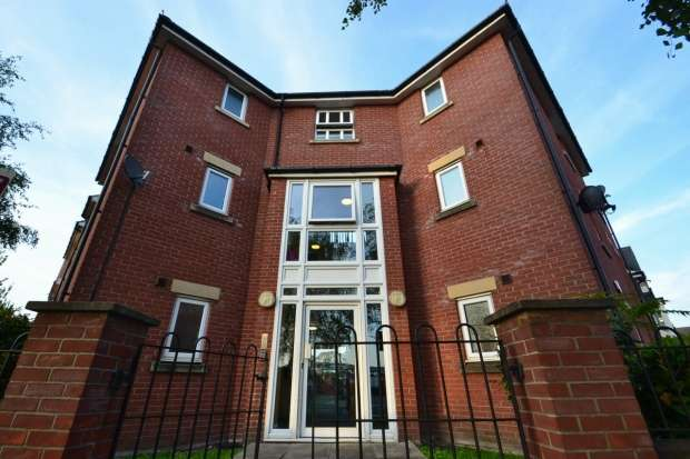 2 Bedrooms Apartment Flat for sale in CHORLTON ROAD HULME. M15 4JG MANCHESTER