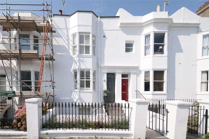 2 Bedrooms Flat for sale in Osborne Villas, Hove, East Sussex, BN3