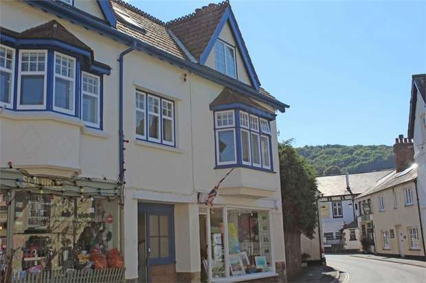 2 Bedrooms Flat for sale in High Street, Porlock, Minehead, Somerset