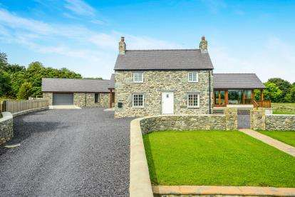 6 Bedrooms Detached House for sale in Lon Ganol, Llandegfan, Menai Bridge, Sir Ynys Mon, LL59