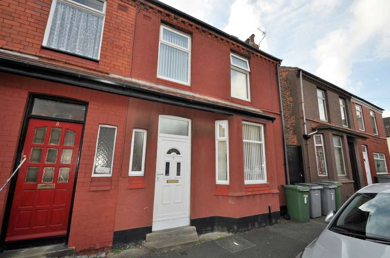 3 Bedrooms House for sale in Exeter Road, Wallasey