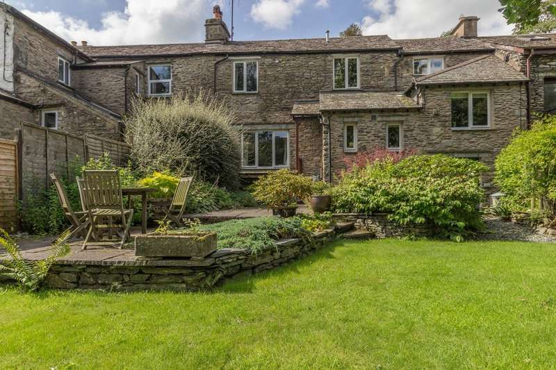 2 Bedrooms Terraced House for sale in Fell Foot Cottage, Brow Foot Lane, Staveley
