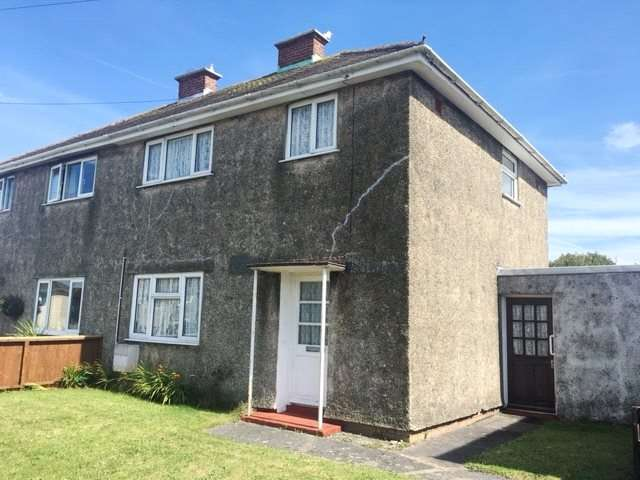 3 Bedrooms Semi Detached House for sale in Haroldston Close, Haverfordwest, Pembrokeshire