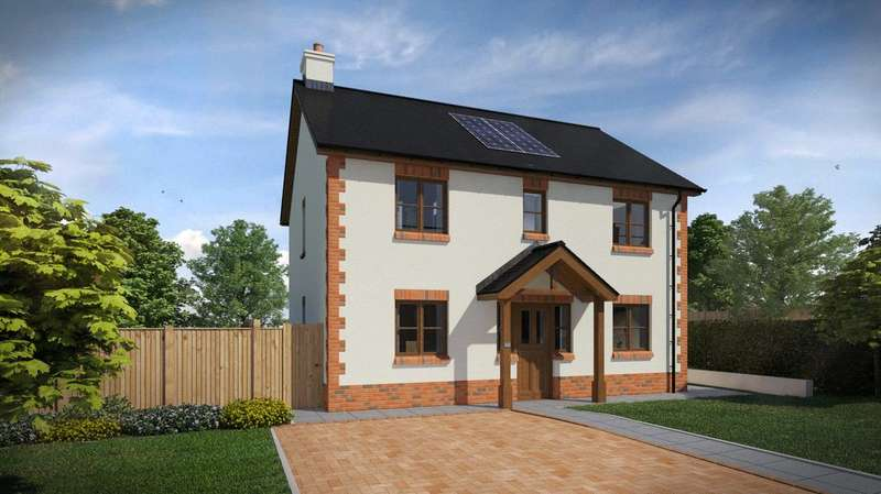 4 Bedrooms Detached House for sale in Plot 44, The Picton, Ashford Park, Crundale