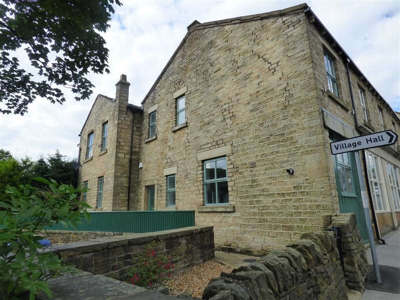 4 Bedrooms Property for sale in The Old Co-op Buildings, Ripponden Road, SADDLEWORTH, OL3