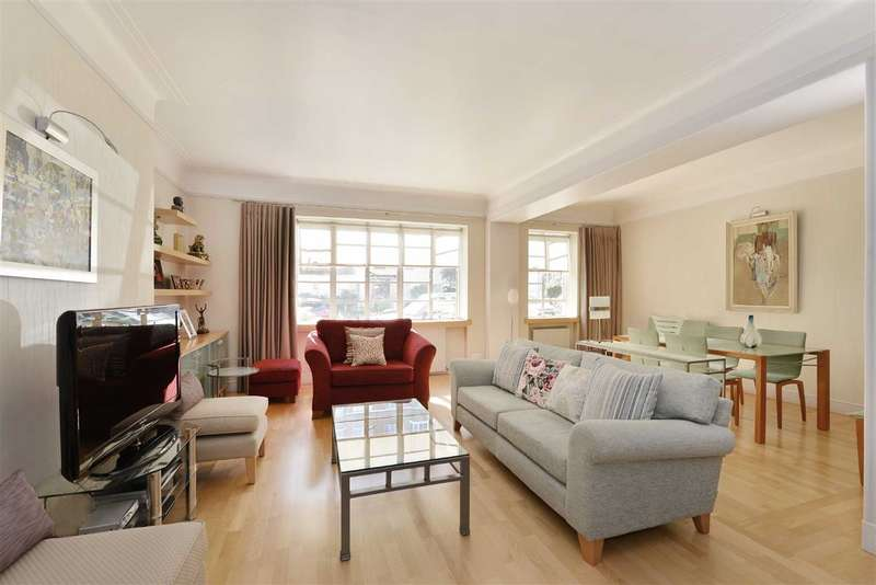 2 Bedrooms Flat for sale in Stockleigh Hall, London, NW8