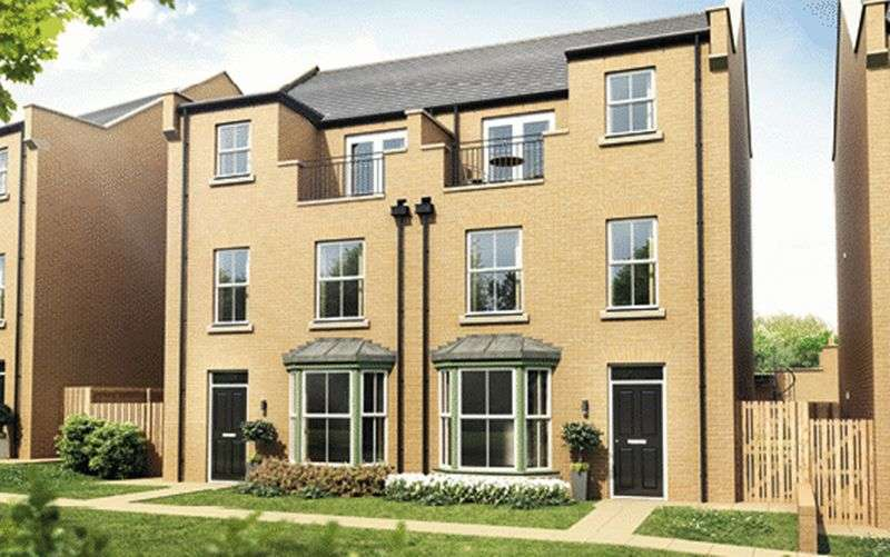 4 Bedrooms House for sale in ST BARTHOLOMEW'S COURT, Front Street Benton