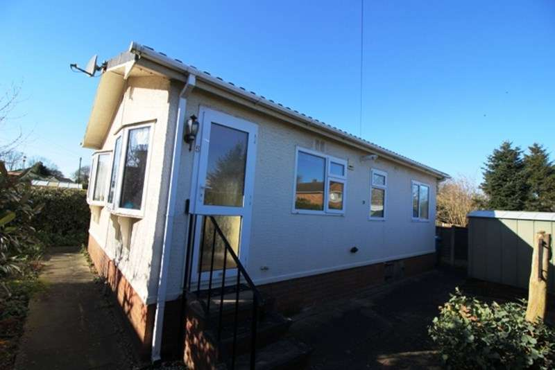 2 Bedrooms Retirement Property for sale in The Homelands, Coven Heath, Wolverhampton