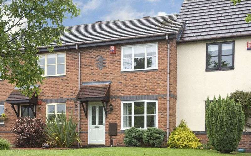 2 Bedrooms Terraced House for sale in The Spruces, Hagley
