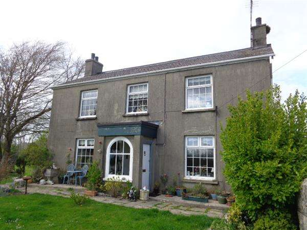 6 Bedrooms Detached House for sale in Williamston House, Tenby