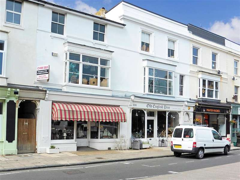 3 Bedrooms Unique Property for sale in Sandgate High Street, Sandgate, Folkestone, Kent