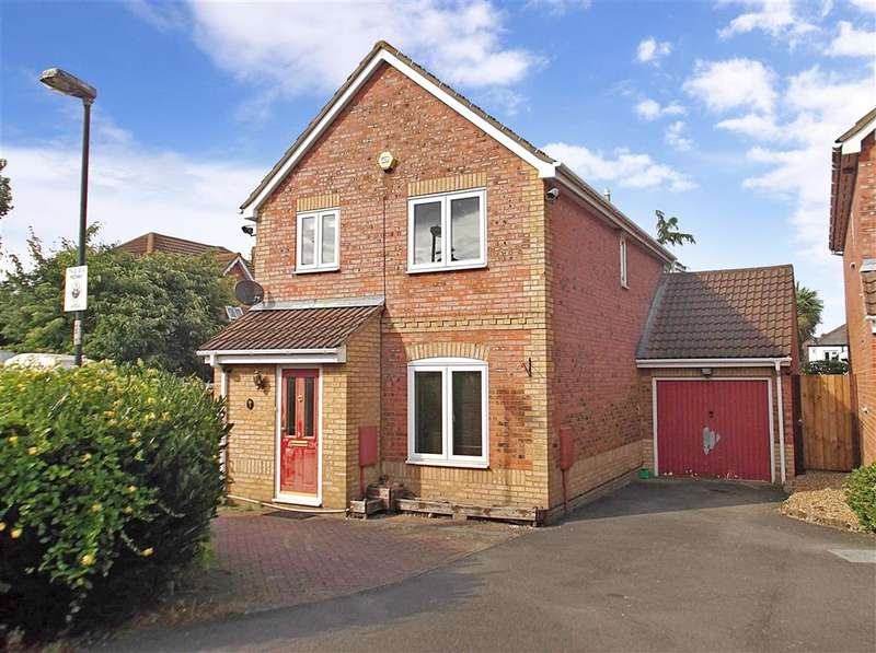 3 Bedrooms Detached House for sale in Gresham Close, Rainham, Gillingham, Kent