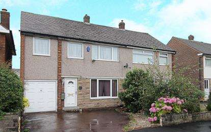 4 Bedrooms Semi Detached House for sale in Toll Bar Drive, Gleadless, Sheffield