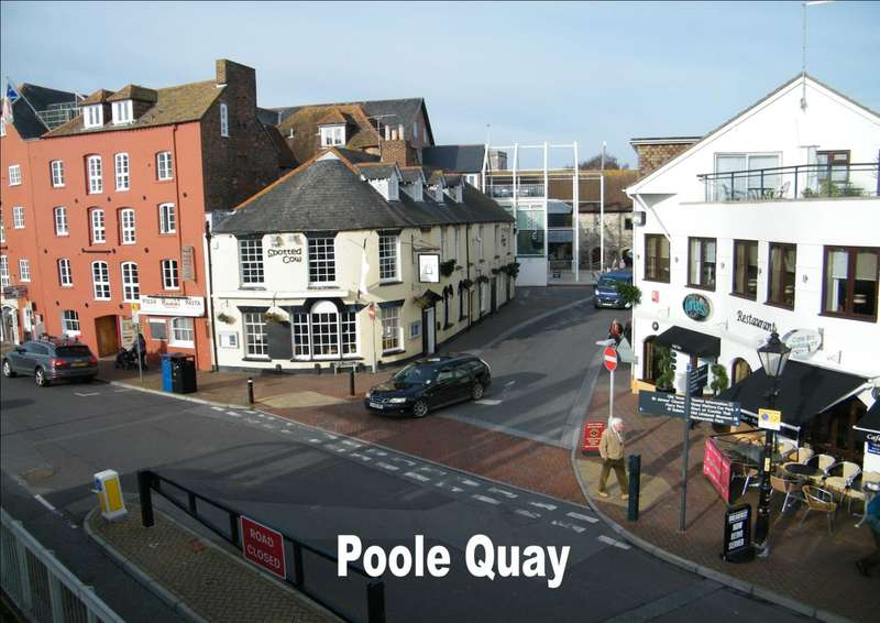2 Bedrooms Flat for sale in Poole