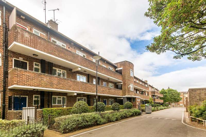3 Bedrooms Flat for sale in St Charles Square, North Kensington, W10