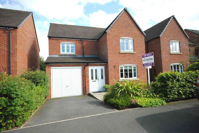 4 Bedrooms Detached House for sale in Douglas Avenue, Wesham
