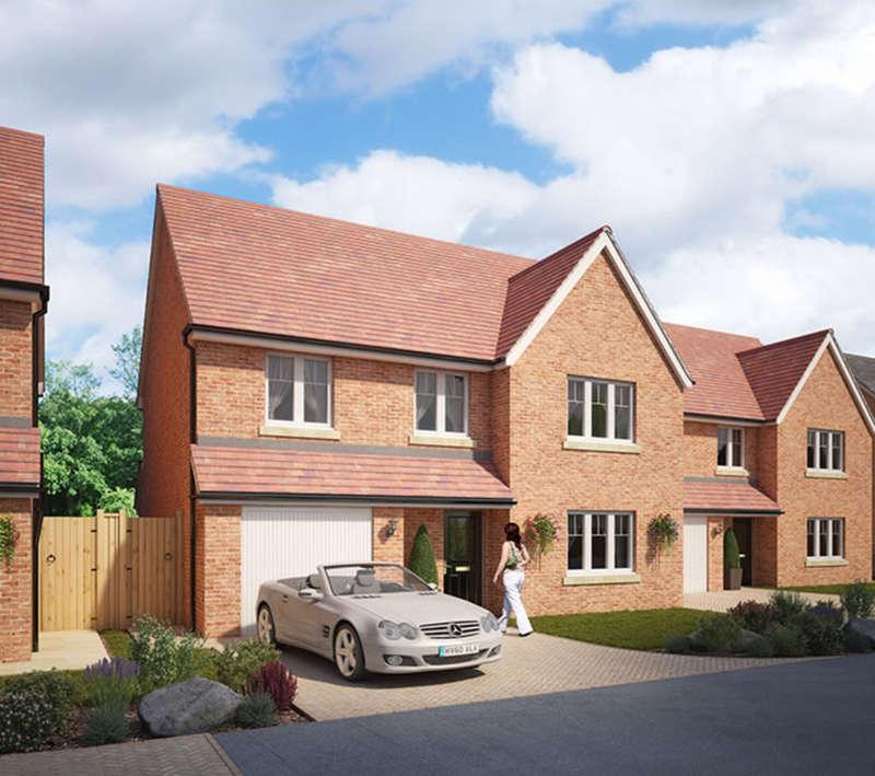 5 Bedrooms Detached House for sale in Valley View, Cefn Hengoed, Hengoed