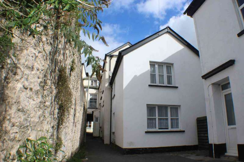 3 Bedrooms Cottage House for sale in Hyfield Place, Bideford